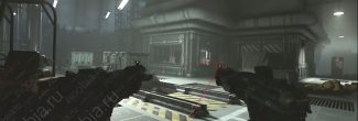 Wolfenstein II: The New Colossus: местоположение игрушки на подземной станции Розуэлла